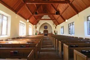 church opening